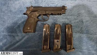 For Sale/Trade: Beretta 96a1 .40 S&W