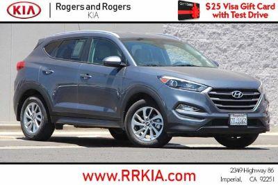 2016 Hyundai Tucson SE (Coliseum Grey)