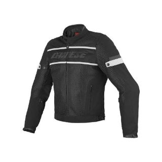 Buy Dainese Air-Frame Mens Textile Jacket Black/Black/White motorcycle in Holland, Michigan, United States, for US $279.95