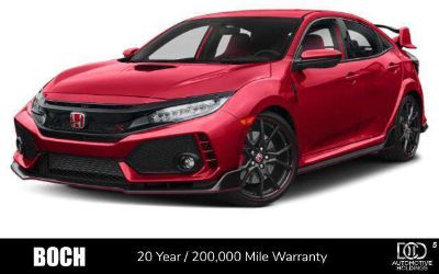 New 2019 Honda Civic Type R Manual