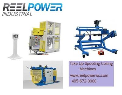 Take-up-spooling-coiling | ReelpowerWC