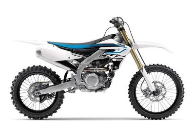 2018 Yamaha YZ450F Motocross Motorcycles Lakeport, CA