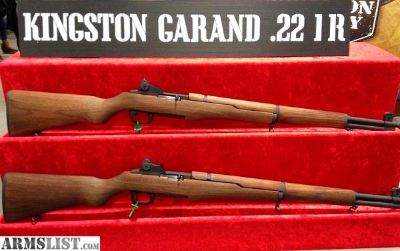 Want To Buy: Garand 22 LR