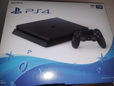 New in box!!!! PS4