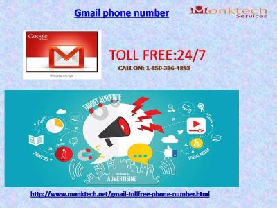 Gmail Phone Number A Quality Aid at Your Doorstep 1-850-316-4893