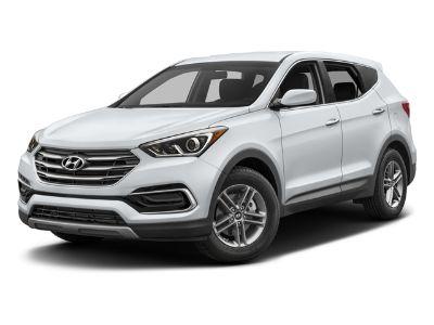2017 Hyundai Santa Fe Sport 2.4L (White)