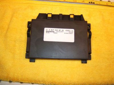 Find Mercedes W210 E420 SIEMENS Auto transmission Controller 1 Computer,A0175450732 motorcycle in Rocklin, California, United States, for US $402.00