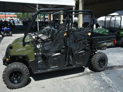 2018 Polaris Ranger Crew 570-6 Side x Side Utility Vehicles Clearwater, FL