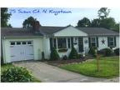 Updated North Kingstown RI Ranch Home for Sale