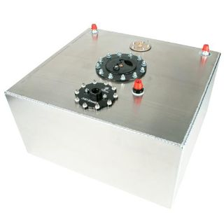 Purchase Aeromotive 18664 15 Gallon Aluminum Fuel Cell w/ 340 Fuel Pump motorcycle in Suitland, Maryland, US, for US $746.83