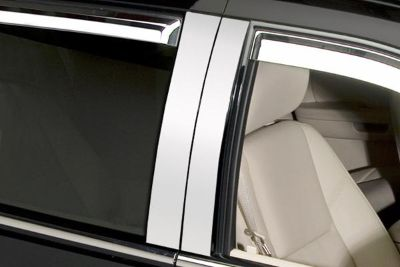Find Putco 402611 Cadillac Escalade Door Pillar Posts Window Covers Chrome Trim 4 Pcs motorcycle in Des Moines, Iowa, US, for US $72.90
