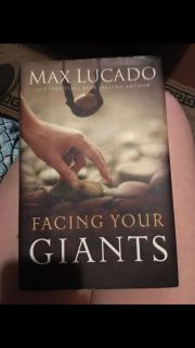 Facing your Giants book