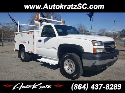 2007 Chevrolet RSX Work Truck ()