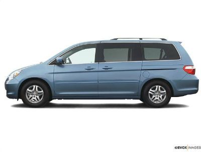 Used 2005 Honda Odyssey AT with RES