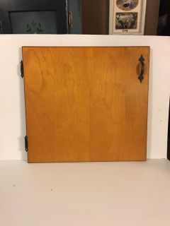 Solid wood cabinet door for Pinterest project porch PU Marquette Heights please