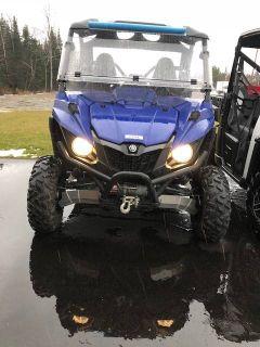 2016 Yamaha Wolverine R-Spec Sport-Utility Utility Vehicles Lancaster, NH