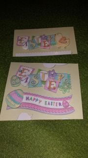 Easter Dimensional Stickers