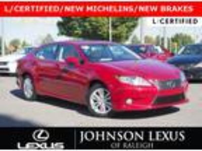 2014 Lexus ES 350 L/CERTIFIED/NEW MICHELINS/NEW BRAKES