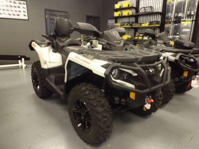 2017 Can-Am Outlander MAX XT 650 Utility ATVs Huntington, WV