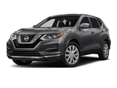 2018 Nissan Rogue s (Brilliant Silver)