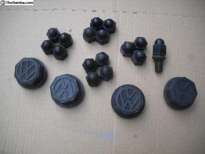Center Caps/ Lug Caps for Sport Wheels