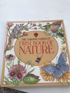 Usborne Complete first book of nature