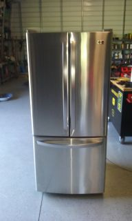 LG Stainless Steal Refrigerator
