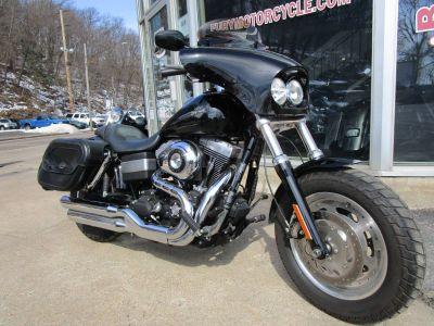 2011 Harley-Davidson Dyna Fat Bob Cruiser Motorcycles South Saint Paul, MN
