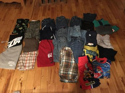 Lot of boys size 10 clothes