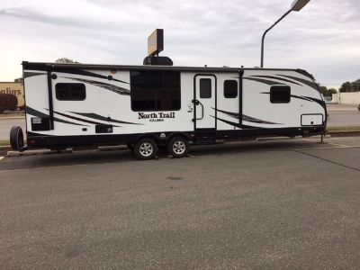 2016 Heartland North Trail King 30RKDD Travel Trailer