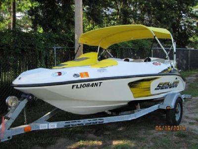 909001AOA...2007 Sea Doo Speedster 150 Jet Boat