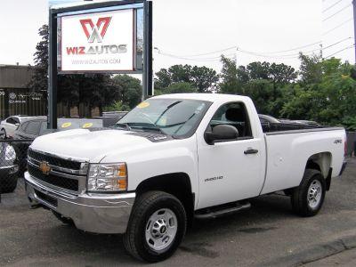 2012 Chevrolet RSX Work Truck (Summit White)