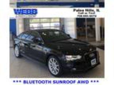 2016 Audi A4 2.0T Premium quattro