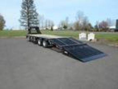"2020 PJ Trailers Gooseneck LD 102"" X 25'-25K Power Tail"