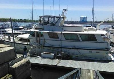 1980 Hatteras 61-Classic-Yacht
