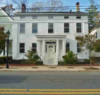 288 Main St HACKETTSTOWN Six BR, NEW PRICE....LEGAL TWO FAMILY