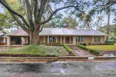 1020 Wilma St Tyler Four BR, Immaculately maintained home on a