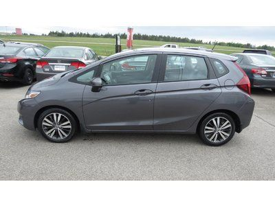2015 Honda Fit Tires