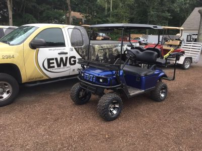 1999 E-Z-Go DCS ReFurb Golf Golf Carts Exeter, RI