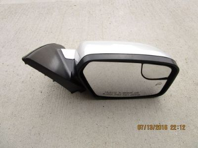 Sell 11 - 12 FORD FUSION SEL SE S PASSENGER SIDE POWER HEATED EXTERIOR DOOR MIRROR motorcycle in Wayne, Michigan, United States, for US $199.99