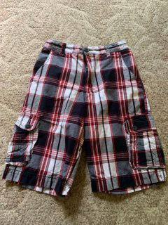 Boys Faded Glory cargo shorts