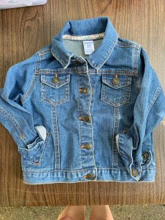 Carters 24mo Jean jacket