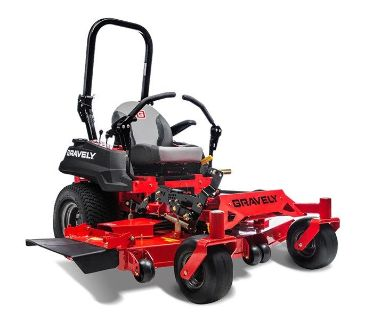 2018 Gravely USA Pro-Turn 60 (Kawasaki) Commercial Mowers Lawn Mowers Francis Creek, WI
