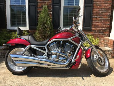 2005 Harley-Davidson V-ROD