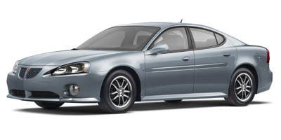 2007 Pontiac Grand Prix Base (Shadow Gray Metallic)
