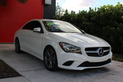 2016 MERCEDES BENZ CLA 250 LIKE NEW