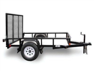 2014 Car Mate Trailers 5 x 10 A-Series Utility Norfolk, VA