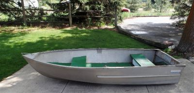 Hewes Craft boat