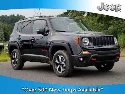 New 2019 Jeep Renegade 4x4