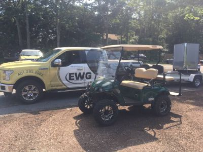 2015 E-Z-Go Freedom TXT Electric Golf Golf Carts Exeter, RI